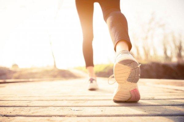 20-минутная быстрая ходьба уменьшает воспалительные процессы в организме – Ученые