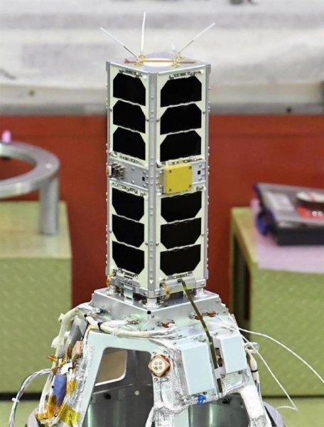 Запуск наименьшего ракетоносителя в Японии завершился неудачей
