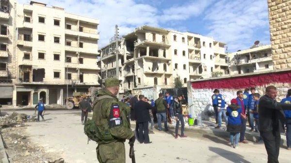 К перемирию в Сирии присоединились уже 1120 населенных пунктов