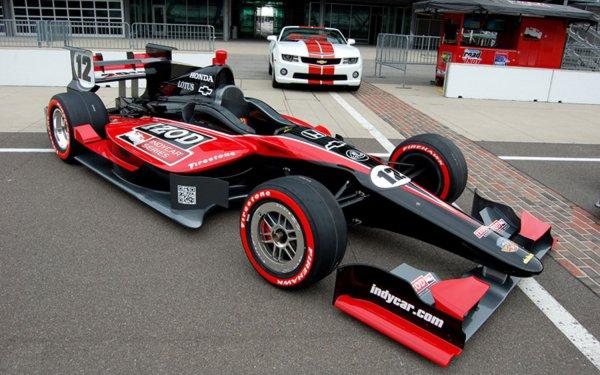 IndyCar продлила соглашение с Dallara до 2020 года