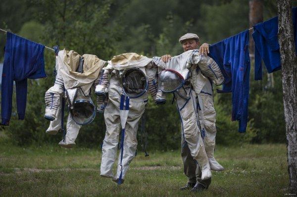 Астронавты NASA проходят курс выживания в России