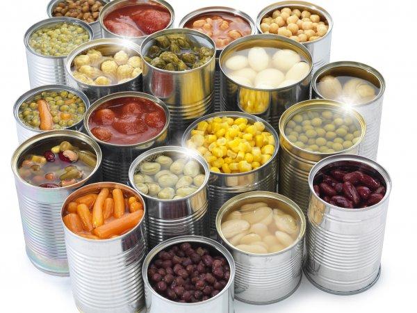 Учёные: Консервированная пища полезна для человеческого организма