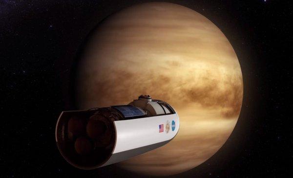 НАСА и Роскосмос завершают переговоры насчет совместной миссии на Венеру