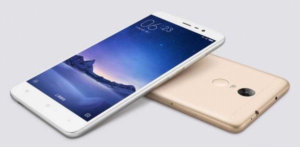 В России самым популярным Android-смартфоном стал Xiaomi Redmi Note 3