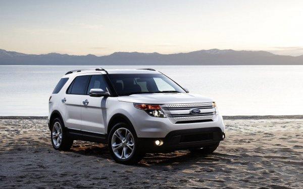 До конца января для россиян будет действовать скидка на Ford Explorer