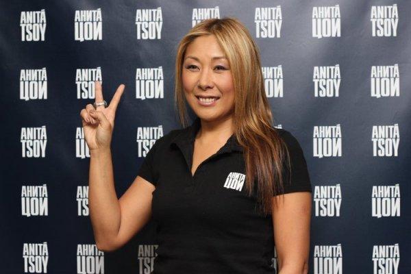 Анита Цой поведала о своих проблемах с лишним весом