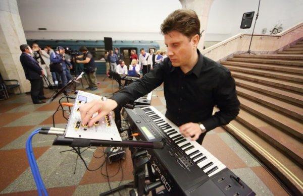 В метро Москвы организуют 15 площадок для выступления музыкантов