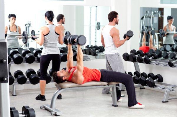 Ученые: Тренировки в спортзалах не всегда помогают похудеть