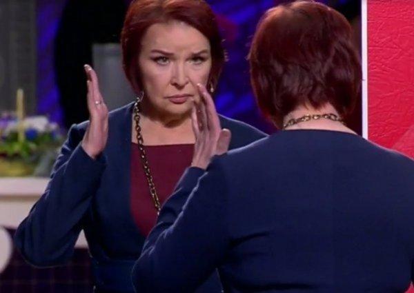 """Актриса Тамара Семина примерила несколько нарядов на шоу """"Модный приговор"""""""