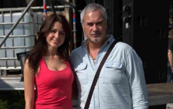 Старшая дочь Валерия Меладзе сочлась узами брака с журналистом из Al Jazeera