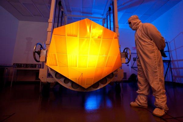 Ученые из России предлагают направить на Землю зеркала из космоса