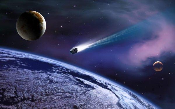 Ученые составили ТОП опасностей, исходящих к Земле из космоса
