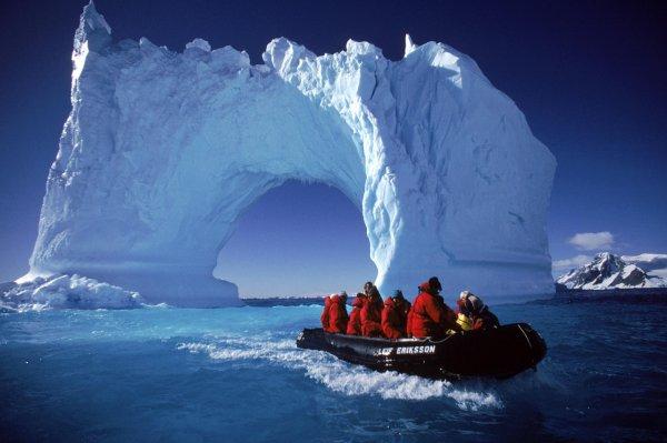 Ученые сократят темпы исследований и число персонала в Антарктике