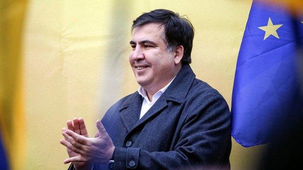 """Саакашвили призвал не верить фотографиям """"в кустах"""" на инаугурации Трампа"""