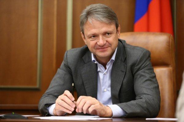 Глава Минсельхоза РФ Ткачев встретился со своим коллегой из Германии