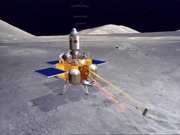 Китай отправит исследовательский аппарат на Луну в конце ноября
