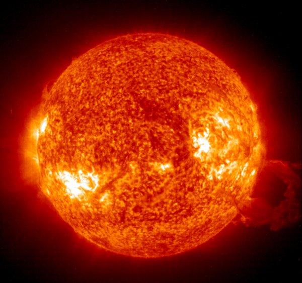 11-летний цикл солнечной активности существовал еще до динозавров