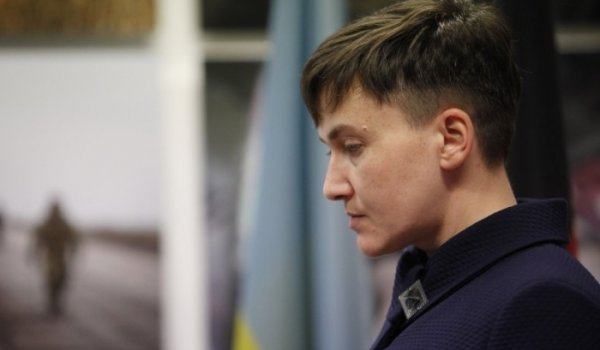 Савченко назвала украинскую власть врагом номер два для народа
