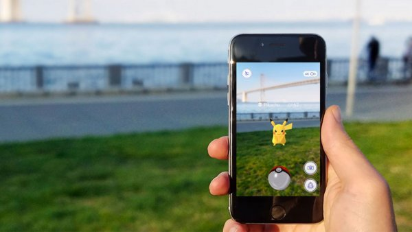 Nintendo запустила игру Pokemon Go в Южной Корее с полугодовой задержкой