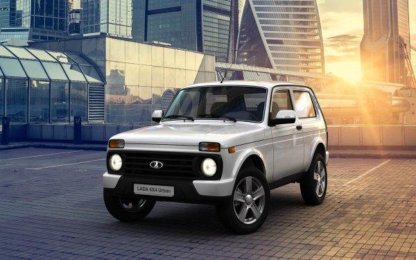 LADA 4X4 стала одной из популярнейших SUV-автомобилей