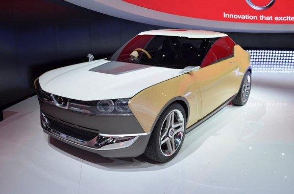 Nissan может выпустить спорткар на базе концепта IDx