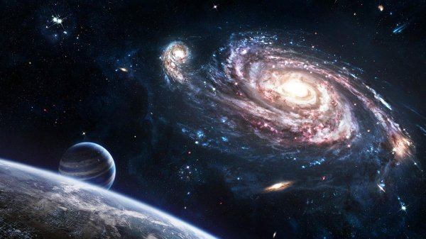 Астрономы обнаружиди «зародыши» галактик