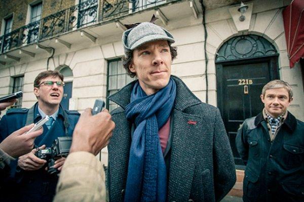 """Создатели сериала """"Шерлок"""" обнародовали ребус для заядлых фанатов детектива"""