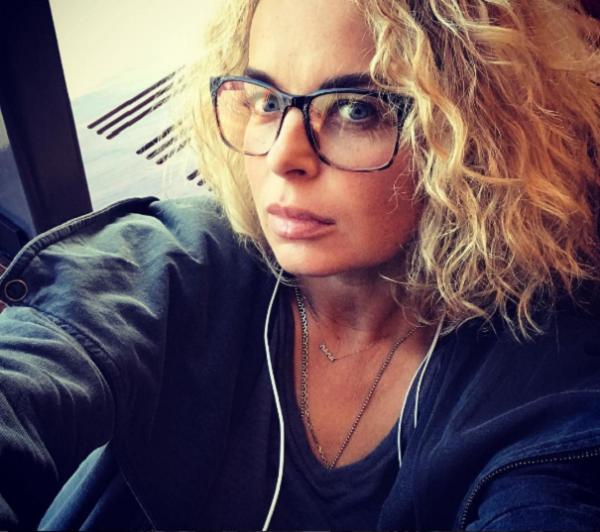 Анастасия Калманович  сообщила о своей беременности