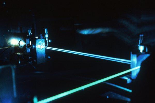 В Чехии создали самый мощный в мире лазер
