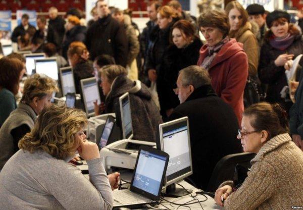 В России в 2016 году сменили работу 30% граждан