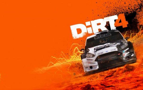 Анонсирована дата выхода гоночного симулятора DiRT 4