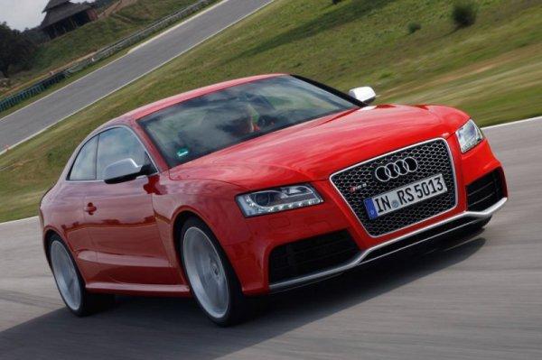 Автоконцерн Audi дополнит линейку A3 купе