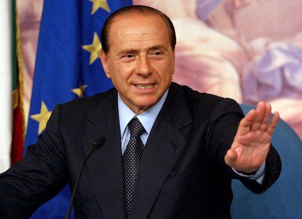 Сильвио Берлускони отрицает причастность к «делу Руби»
