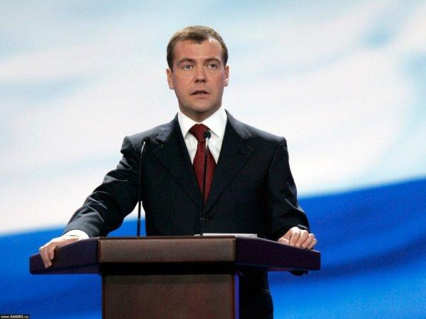 Дмитрий Медведев обсудит условия повышения рождаемости в России