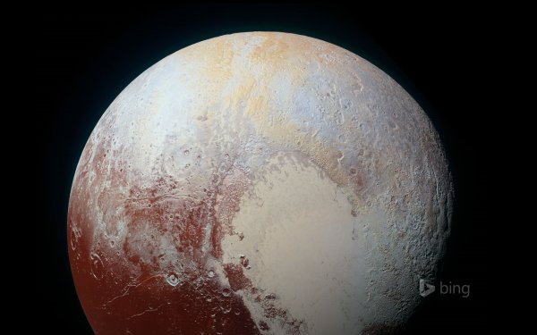 Ученые объяснили появление региона Ктулху на Плутоне