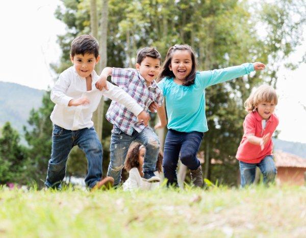 Физическая активность способна оградить детей от депрессии