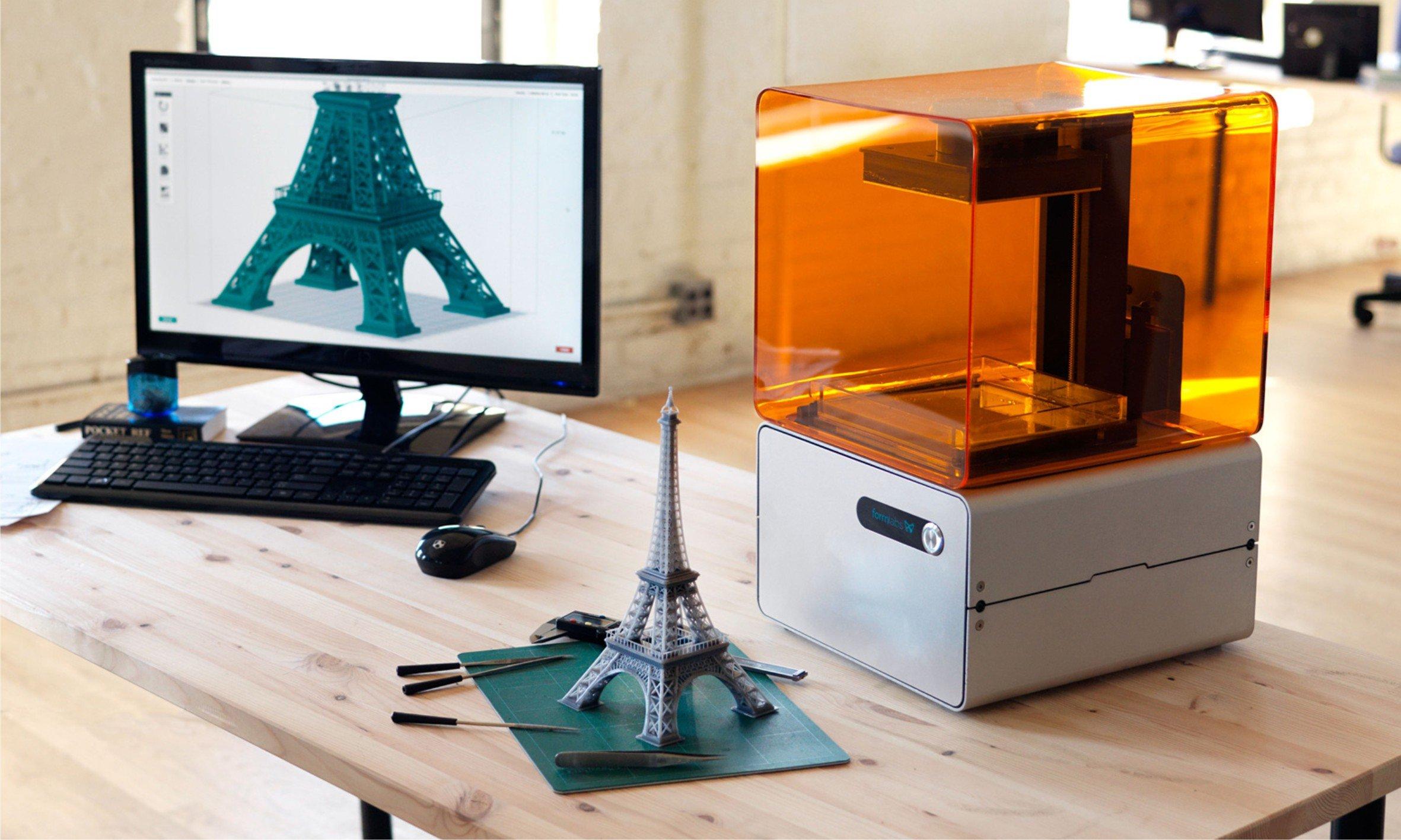 технология печати 3d картинок