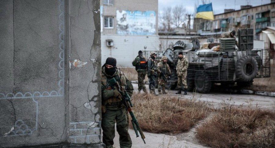 Картинки по запросу Размещение украинских военных в домах на донбассе