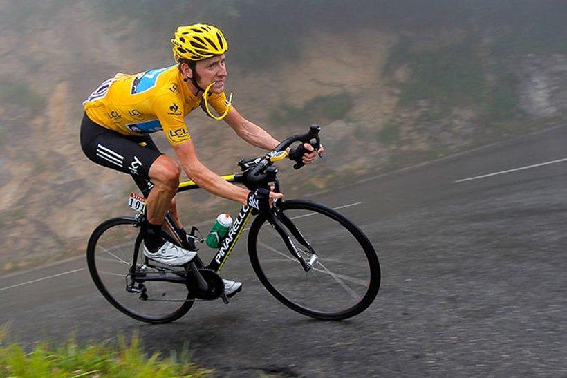 Правильная посадка на шоссейном велосипеде фото