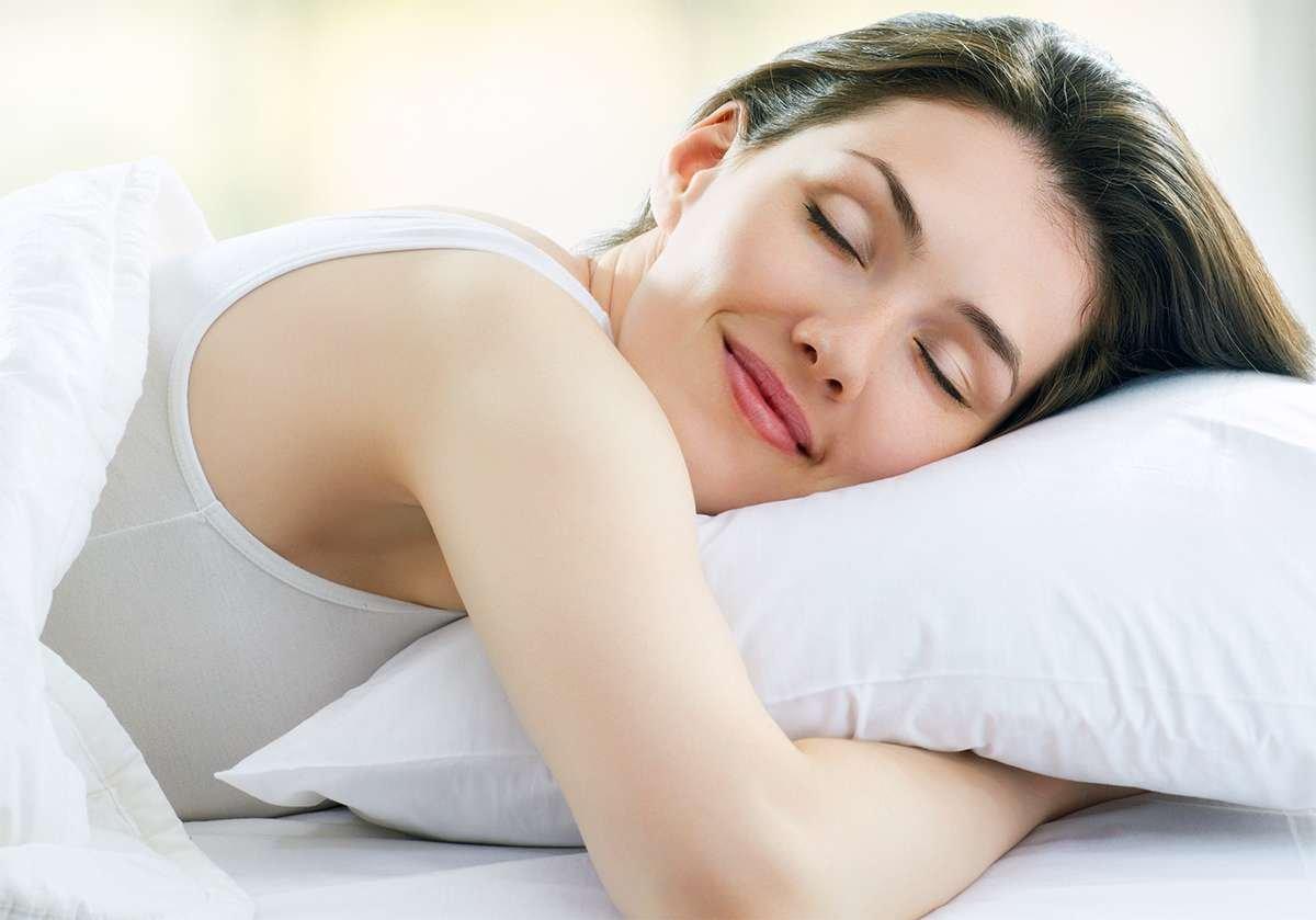 Секс лучшее лекарство для сна