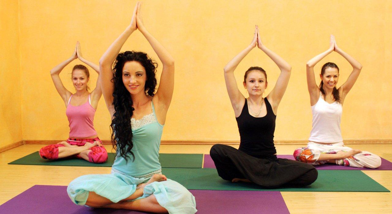 Можно похудеть с помощью йоги