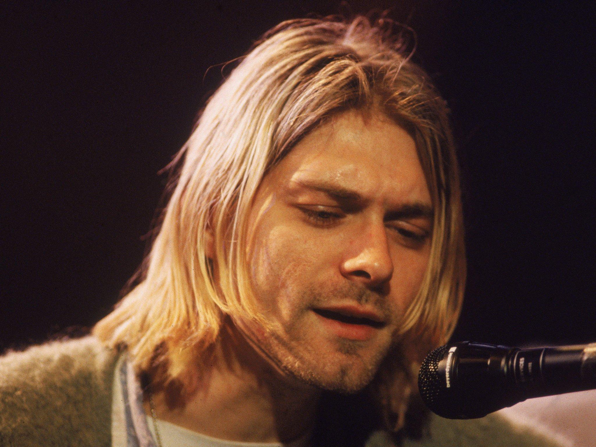 kurt cobain legendary rocker essay