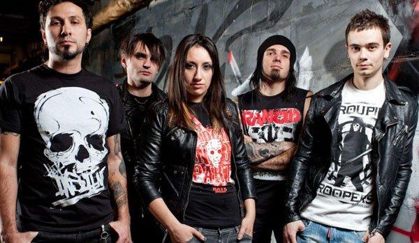 Рок-группа Louna отправляется в большой гастрольный тур по России