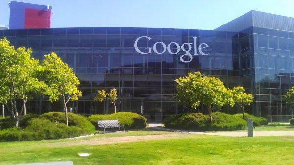 Google намерен привлечь к ответственности россиянина за букву «G»