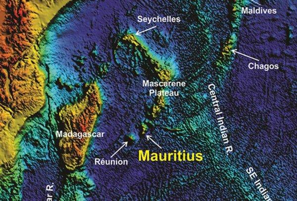 На дне Индийского океана нашли потерянный континент