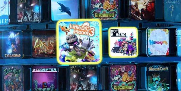 Владельцы консолей PS в феврале получат немало бесплатных игр