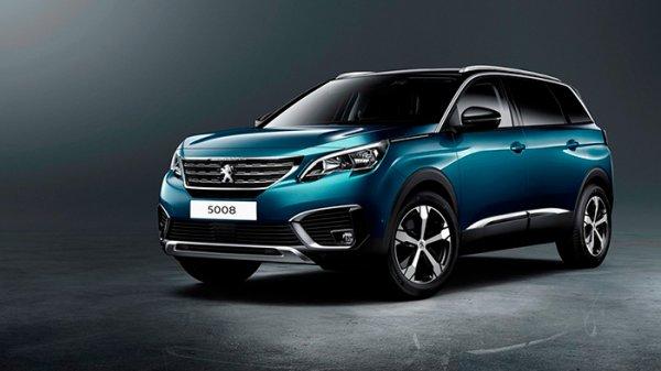 Выход Peugeot 5008 перенесен на май из-за высокого спроса на Peugeot 3008