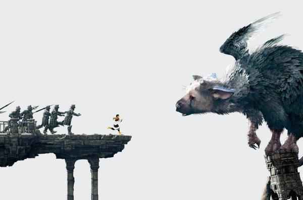 Sony объявила о скидке на игру The Last Guardian