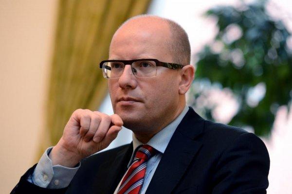 Премьер-министр Чехии обматерил министра финансов страны