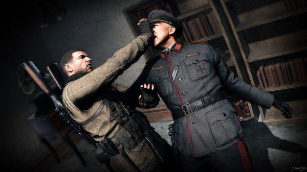 Sniper Elite 4 будет поддерживать формат DirectX 12 с запуска